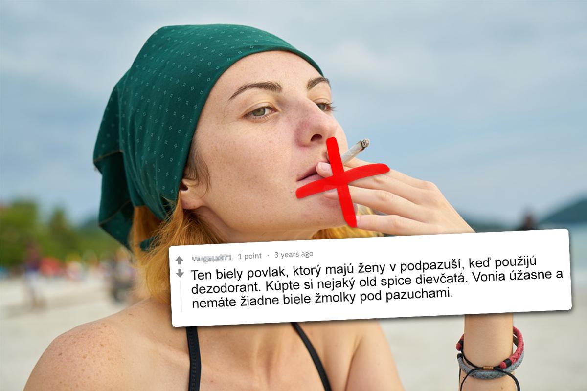 Ženy, ktoré majú radi fajčenie
