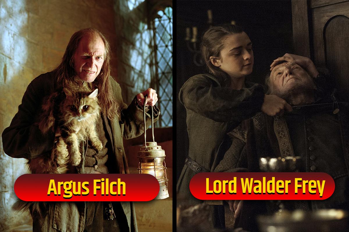 13 hercov, ktorí si zahrali v Harrym Potterovi aj v sériách Game of Thrones