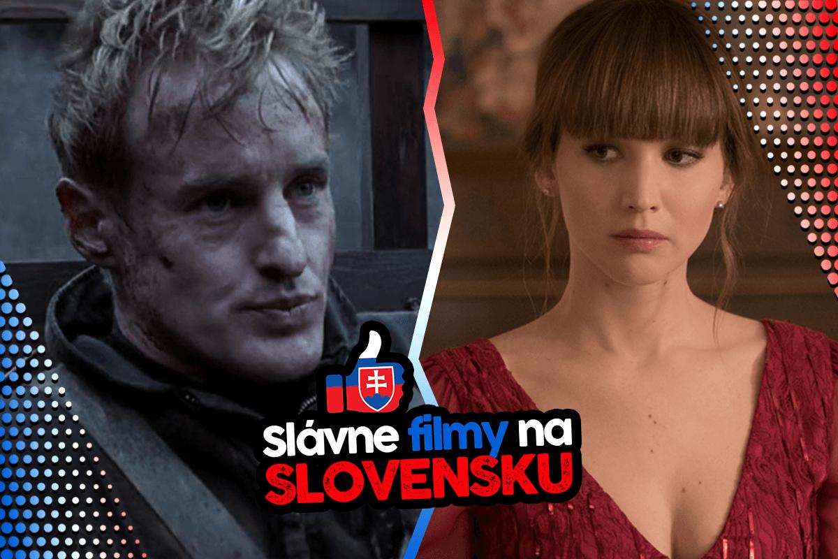 Slávne hollywoodske filmy, ktoré sa nakrúcali na Slovensku