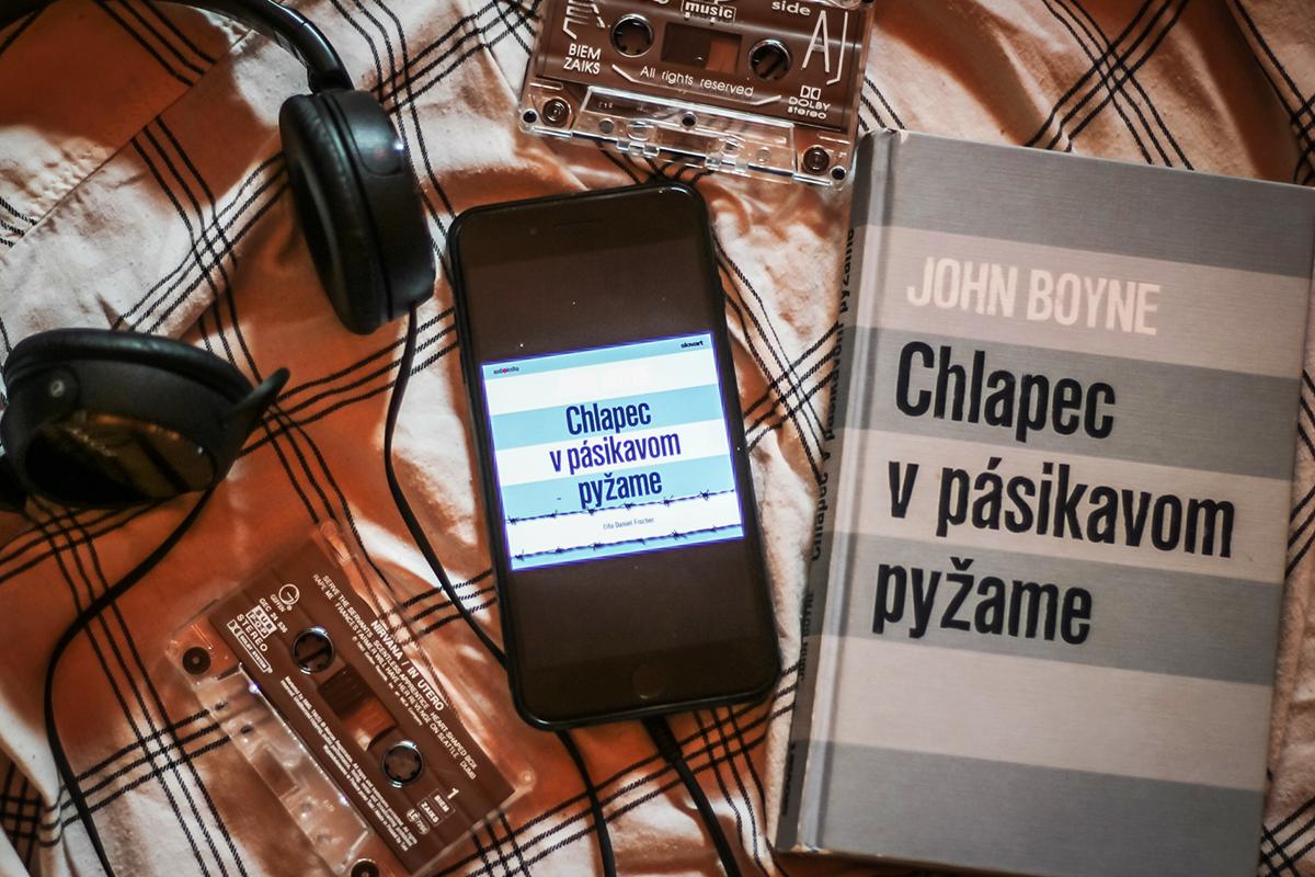 Nemáš dosť času na čítanie kníh? Riešením sú audioknihy, ktoré nahovorili aj známi slovenskí herci