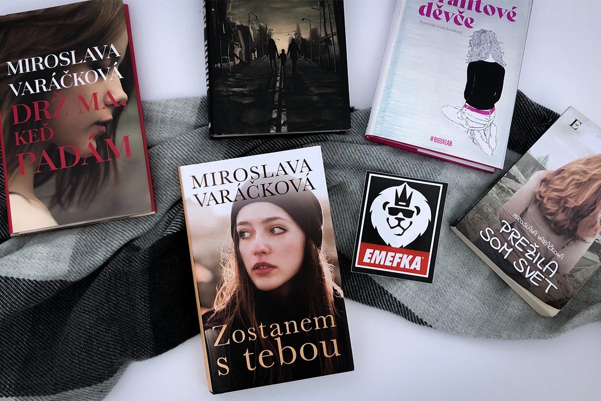 O čom je najnovší román od najznámejšej slovenskej autorky románov pre mládež?