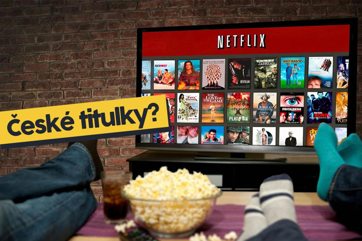 Zakladatelia internetovej petície chcú, aby boli na Netflixe dostupné české titulky