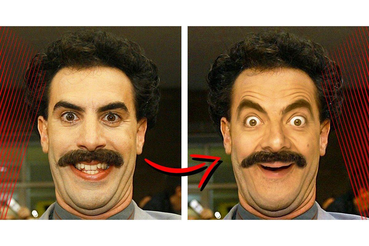 Takto by vyzerali slávne filmy, keby si v nich hlavnú rolu zahral Mr. Bean