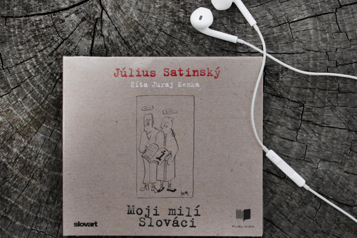 Počúvanie je nové čítanie. Audioknižné novinky nahovorené známymi slovenskými hercami