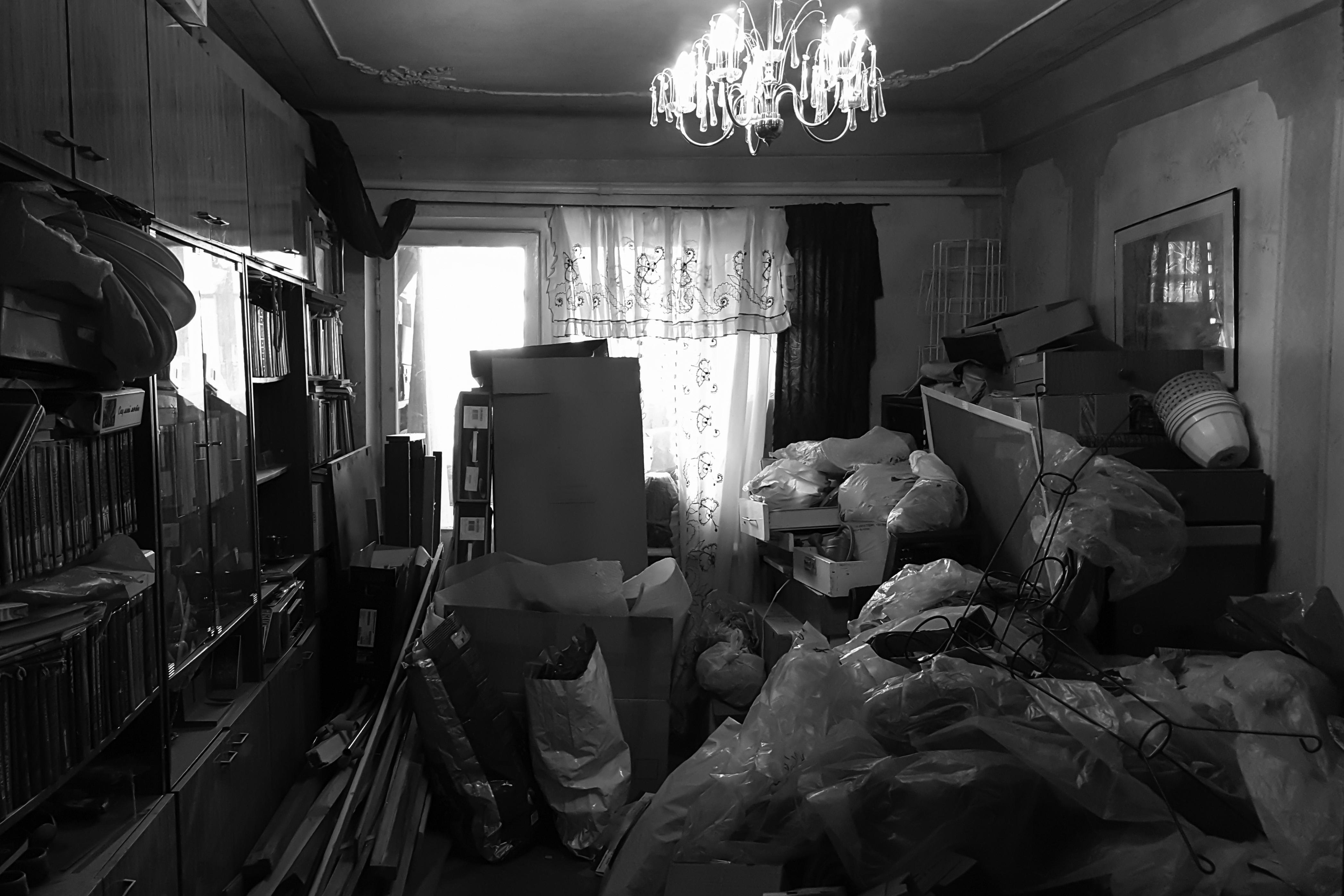 Bratia Collyerovci boli dvaja samotárski čudáci, ktorí našli svoju smrť v dome plnom odpadkov