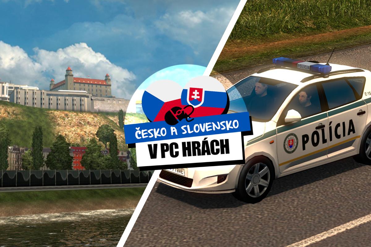 Česko a Slovensko v počítačových hrách (časť I.): Od Veľkej Moravy po Fica