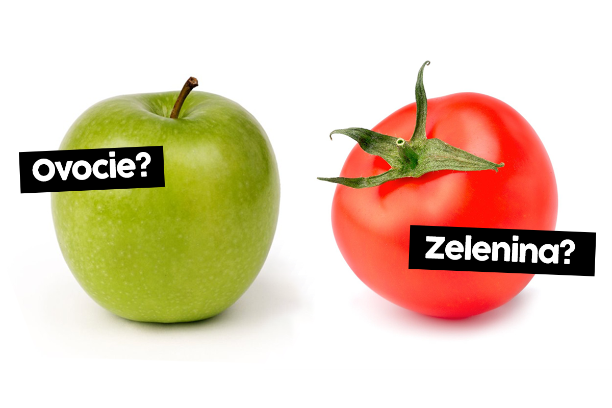 Otestuj sa: Uhádneš, čo je z botanického hľadiska ovocie a čo je zelenina?