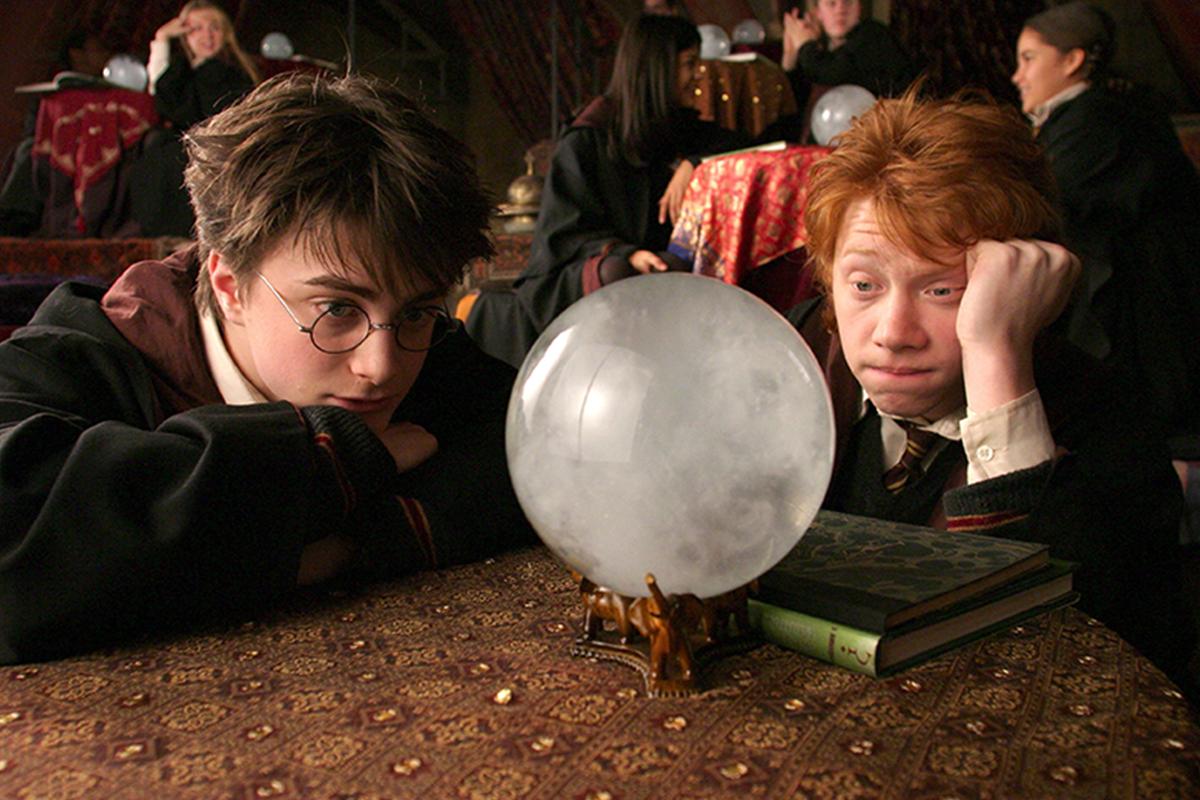 Otestuj sa: Spoznáš, z ktorej časti Harryho Pottera je vybraný záber?